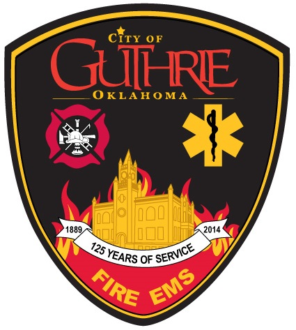 Guthrie Fire Patch